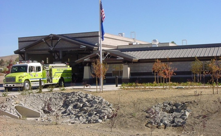 Cold Springs Fire Station