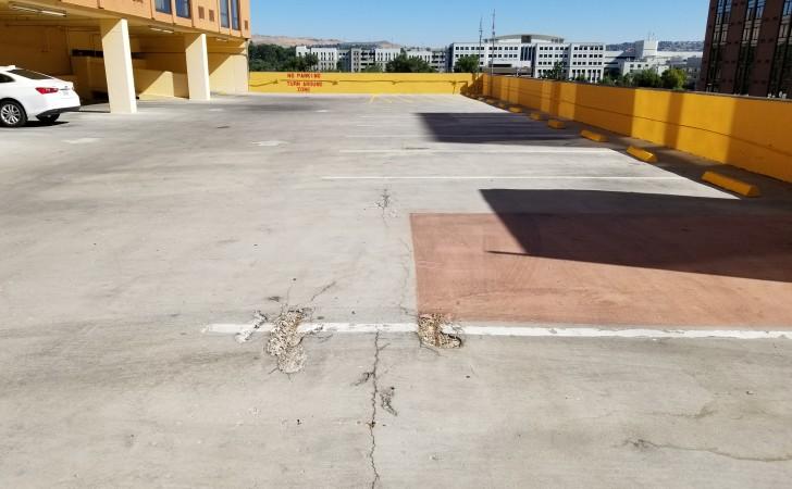 Sands Regency Parking Structure-1